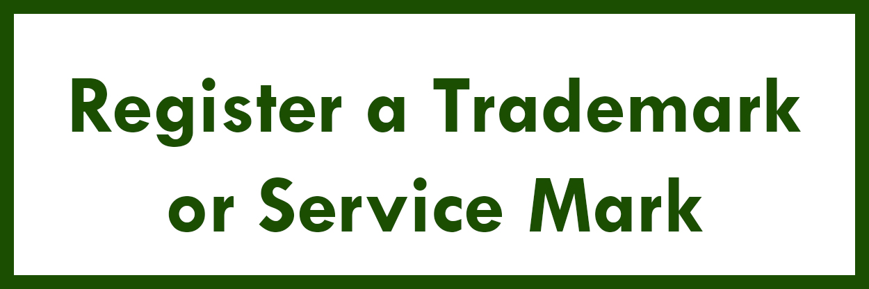 Register a Trademark or Service Mark