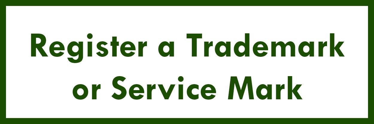 Register a Trademark or Service Mark