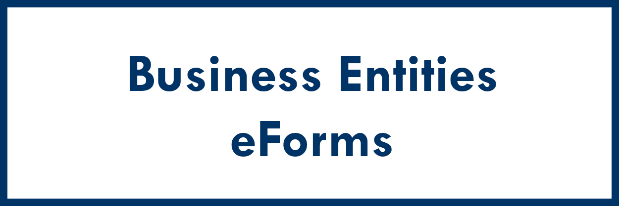 Business Entities eForms